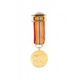 Medalla Miniatura Merito Turístico