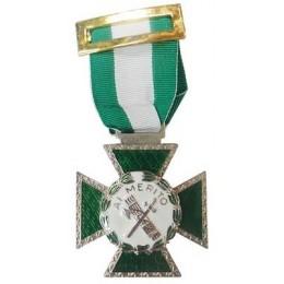 Medalla al mérito Guardia Civil distintivo blanco