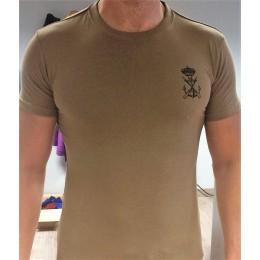 Camiseta m/c Árida Infantería de Marina Oficial E.T