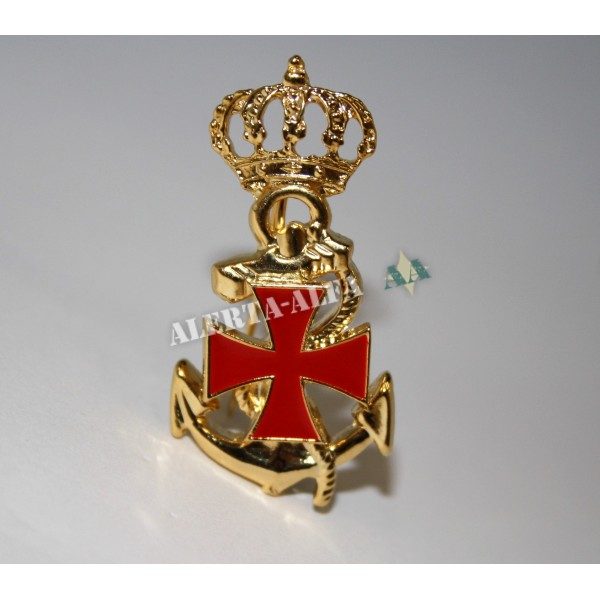 Distintivo para Marinería y Tropa de la Armada Sanidad - Francisco Orero f3ff66e13a1