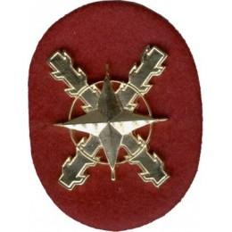 Emblema de boina Otan -HQ (Solo metal)