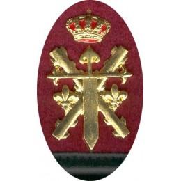 Emblema de boina Fuerza de maniobra (Solo metal)