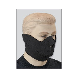 Mascara Neopreno Termica Negra