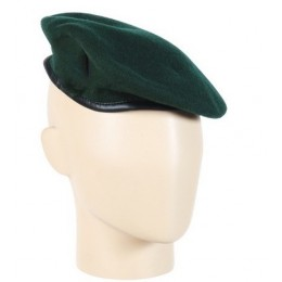Boina Guardia Civil Verde sin emblema