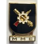 Distintivo Especialidad MME