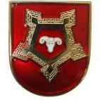 Distintivo del Curso del IHCM sobre Fortificación y Poliorcética