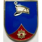 Distintivo del Curso del IHCM sobre Uniformología