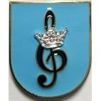 Distintivo del Curso del IHCM sobre Historia y Estética de la Música Militar