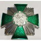 Placa Merito Guardia Civil distintivo Blanco