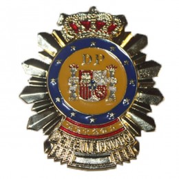 Chapa cartera Armada Española L/N