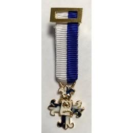 Medalla Cruz Centenario de Santa Teresa de Jesús (Intendencia)