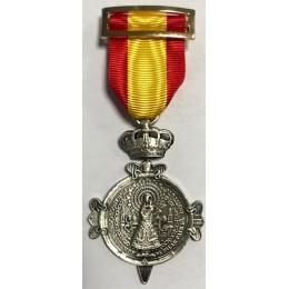 Medalla Damas Virgen del Pilar