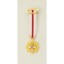 Medalla Placa miniatura Merito Aeronáutico