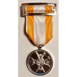 Medalla de Plata Dama orden Isabel la Católica