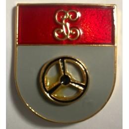 Distintivo Armas Título Guardia Civil