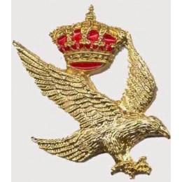 Emblema de boina Brilat Metálico