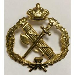 Emblema Boina Alta Montaña (Solo Metal)