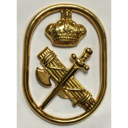 Emblema Metálico Boina Guardia Civil Oficial (Actual)