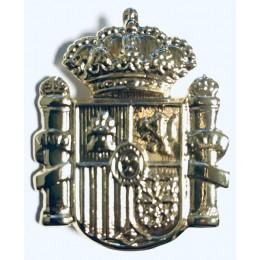 Emblema de Boina Constitucional Dorado 4x5cm
