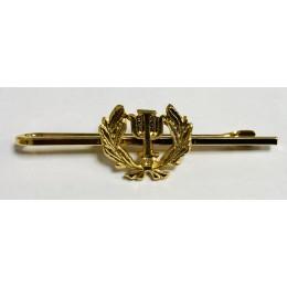 Pisacorbata Del Cuerpo Sanidad Militar Psicología