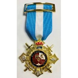 Medalla Gran Cruz de Guerra del Ejército Español