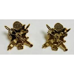 Emblema de Solapa Academia Central de la Defensa(Par)