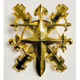 Emblema de boina CGTAD