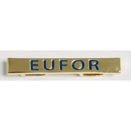 Barra de Misión EUFOR