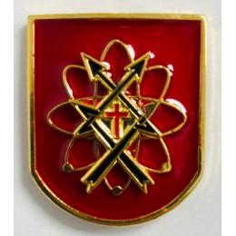 Distintivo Diplomado Informática Militar