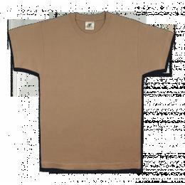 Camiseta M/C color árido E.T