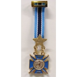 Medalla miniatura ONU 50º Aniversario