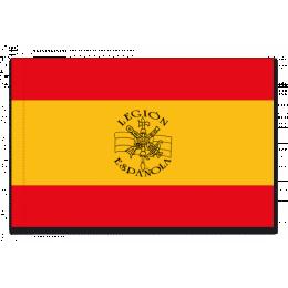 Bandera Legión España